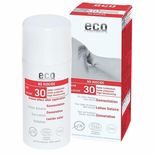 Zobrazit detail výrobku Eco Cosmetics ochranný sluneční krém s repelentem SPF30 100 ml