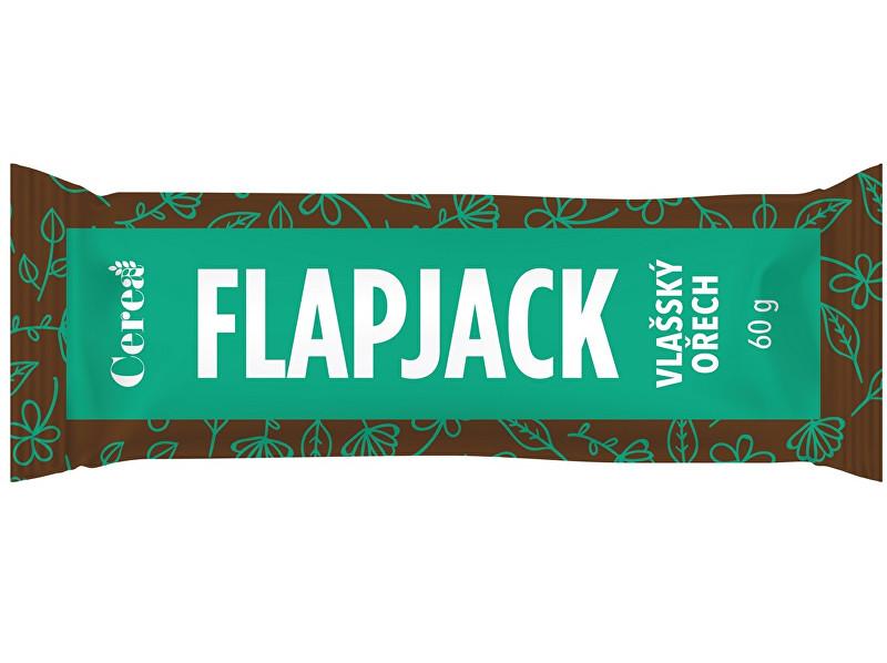 Zobrazit detail výrobku Cerea Ovesná tyčinka Flapjack Vlašský ořech 60g