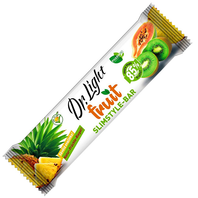 Dr. Light Fruit slimstyle-bar 10 x 30 g