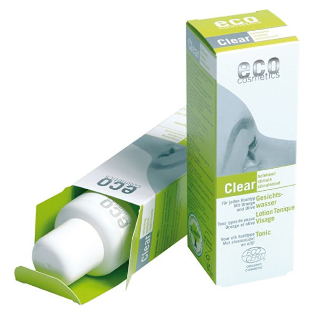 Zobrazit detail výrobku Eco Cosmetics Pleťová voda BIO s extrakty z pomeranče a oliv 100ml