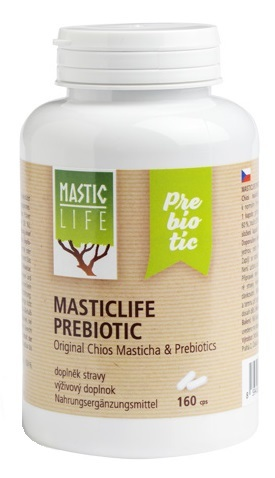 Zobrazit detail výrobku Mastic Life Prebiotic Chios Masticha 160 kapslí