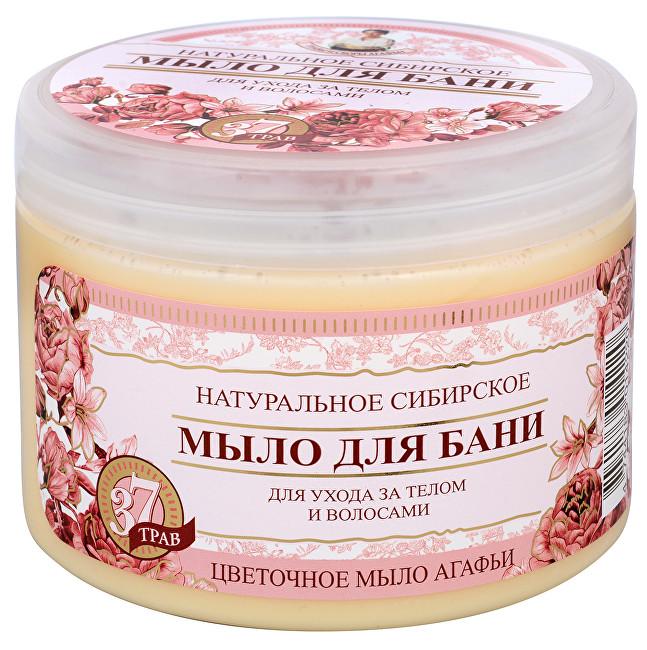 Zobrazit detail výrobku Babushka Agafia Přírodní květinové mýdlo 500 ml