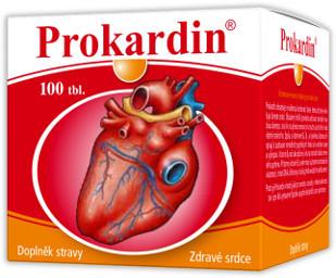 Zobrazit detail výrobku Agrobac Prokardin 100 tablet