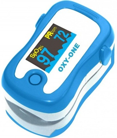EasyTouch Pulzný oximeter Oxy One