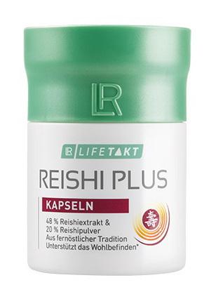 Reishi Plus 30 kapslí