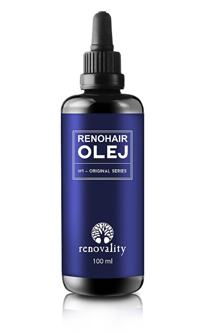 Zobrazit detail výrobku Renovality Renohair 100 ml s pipetkou