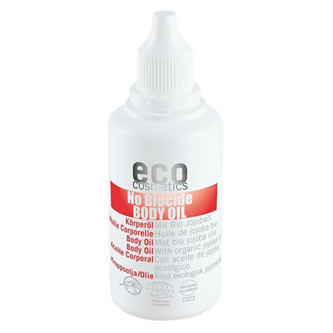 Eco Cosmetics Repelentný telový olej BIO proti komárom a ďalšiemu hmyzu 50 ml