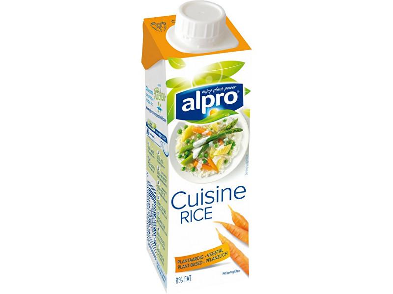Zobrazit detail výrobku Alpro Rice Cuisine - rýžová alternativa ke smetaně 250ml