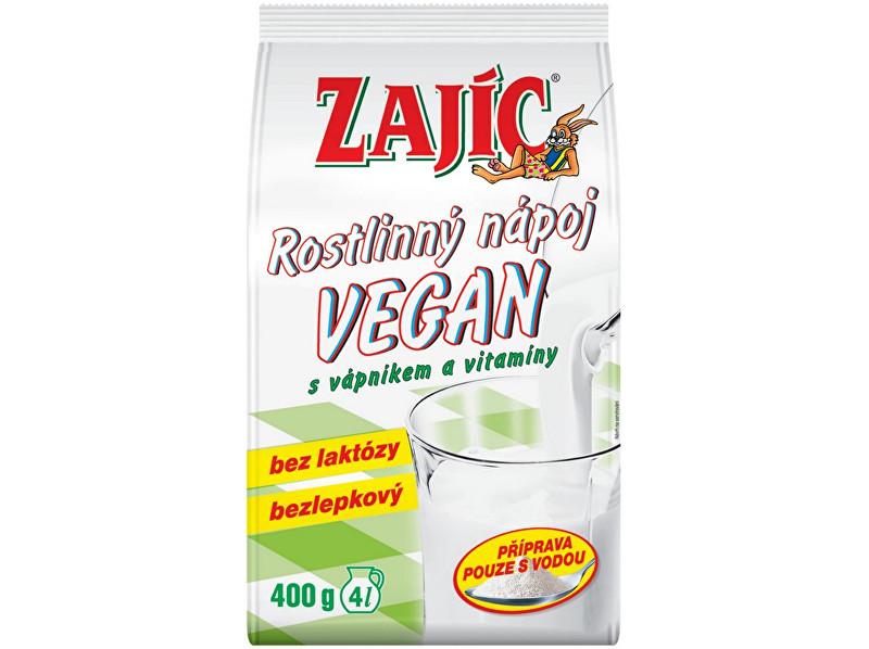 Zajíc Rostlinný nápoj Zajíc Vegan 400g sáček