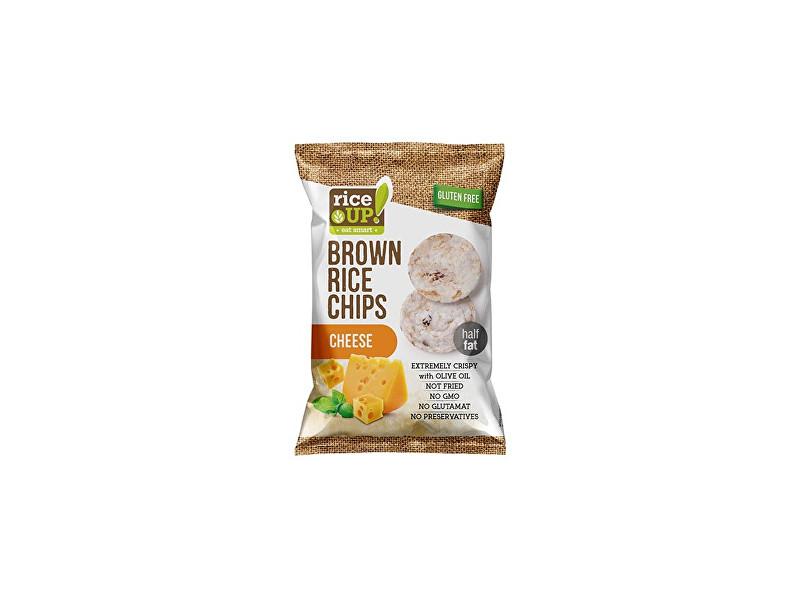 Zobrazit detail výrobku Rej Rýžové chipsy se sýrem 60g