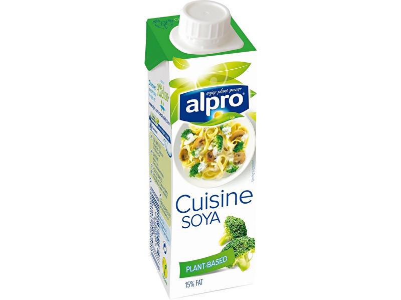 Zobrazit detail výrobku Alpro Soya Cuisine - sójová alternativa ke smetaně 250ml
