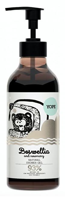 Yope Sprchový gel Kadidlovník a rozmarýn 400ml