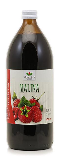 Šťáva Malina 100% 1000 ml