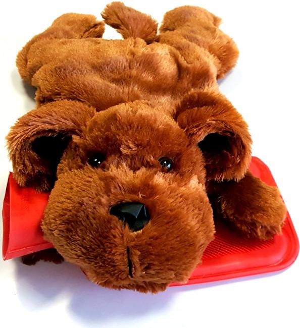 Zobrazit detail výrobku Albert Termofor dětský Pes tmavě hnědý