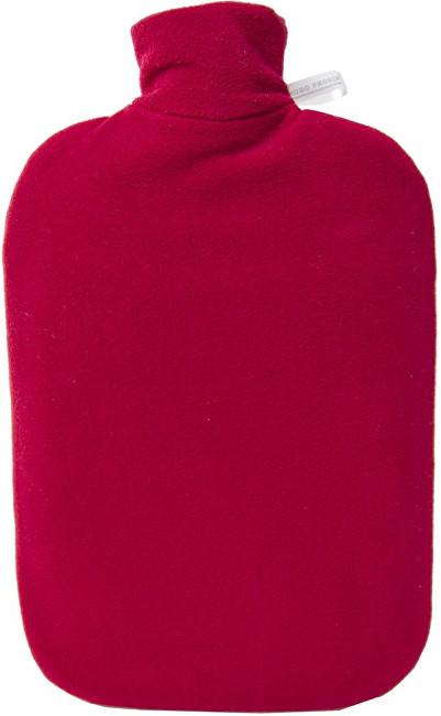 Zobrazit detail výrobku Hugo-Frosch Termofor Eco Classic Comfort s fleecovým obalem - červený