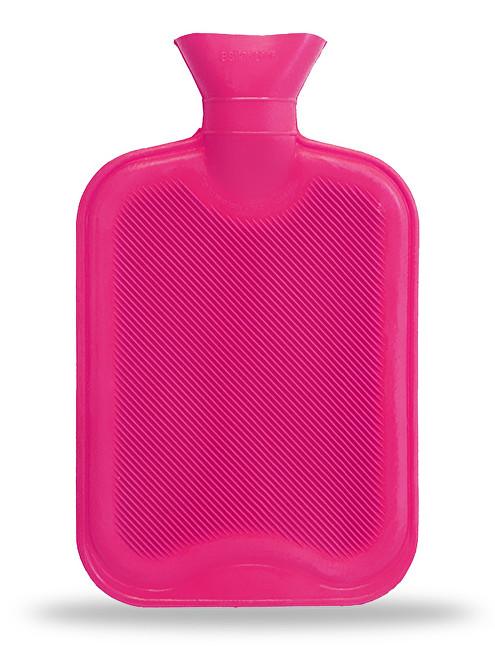 Beauty Relax termofor ohřívací láhev růžová BR-890O
