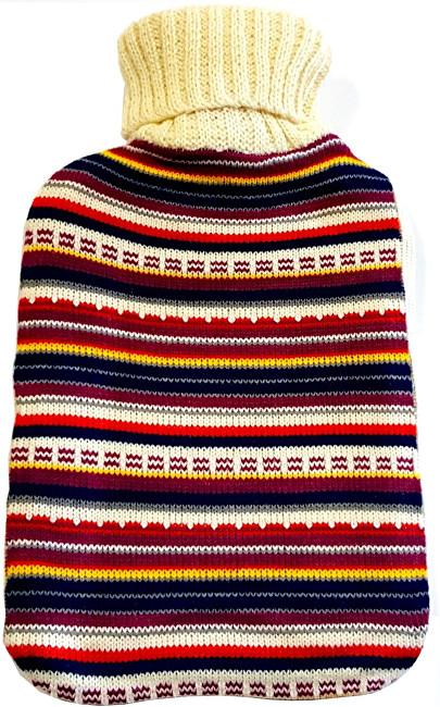 Zobrazit detail výrobku Albert Termofor ve svetru pruhovaný