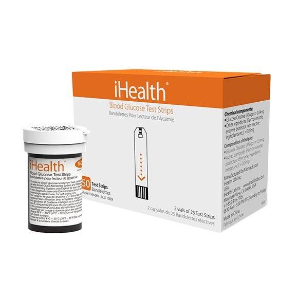 IHealth Testovací proužky IH-EGS2003 pro BG5