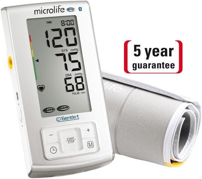 Zobrazit detail výrobku Microlife Tlakoměr BP A6 BT AFIB