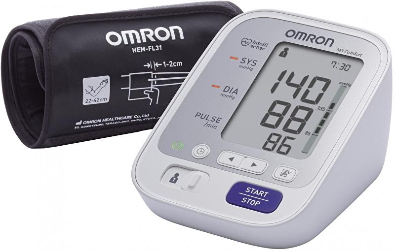 Zobrazit detail výrobku Omron Tonometr digitální M3 Comfort