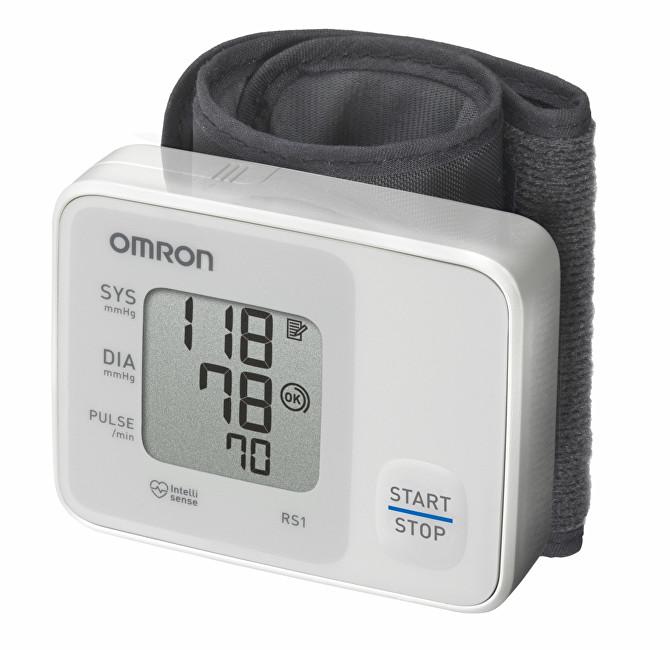 Omron Tonometr digitální RS1 na zápěstí