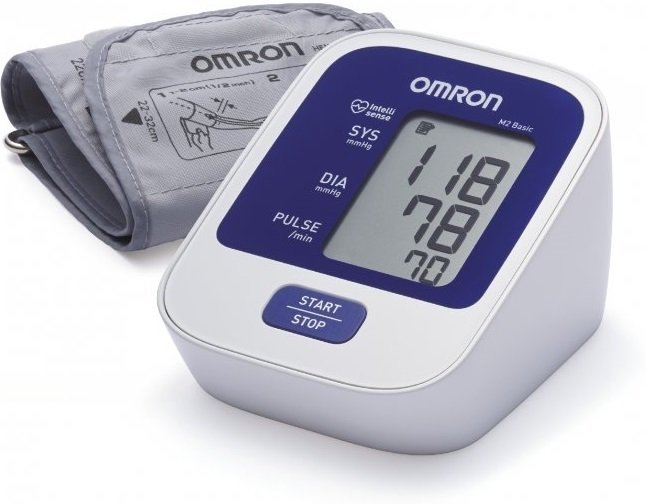 Omron Tonometr M2 Basic (nový model)
