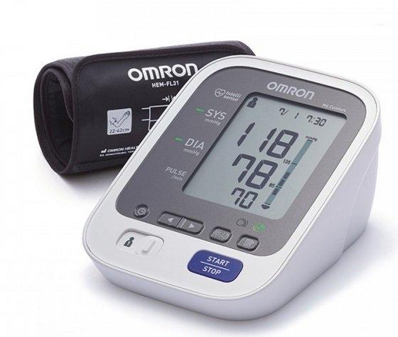 Zobrazit detail výrobku Omron Tonometr M6 Comfort s Intelli manžetou