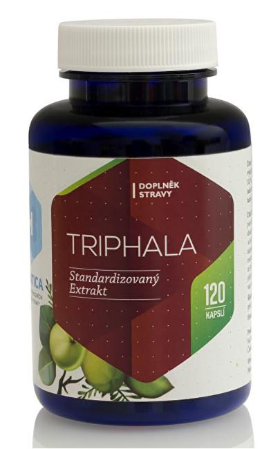 Triphala 120 kapslí