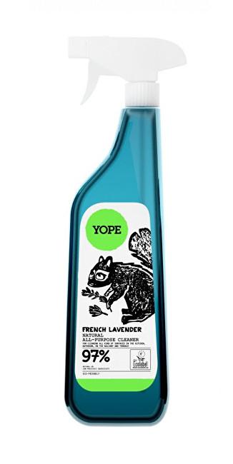Yope Univerzální čistič ve spreji Levandule 750ml