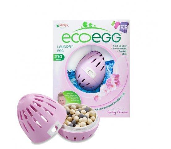 Ecoegg Vajíčko na praní 210 cyklů praní s vůní jarních květů - SLEVA - POŠKOZENÁ KRABIČKA
