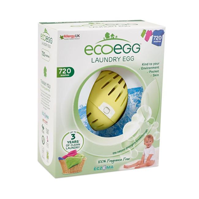 Zobrazit detail výrobku Ecoegg Vajíčko na praní 54 cyklů praní bez vůně