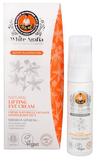 White Agafia Active Rejuvenation omlazující liftingový oční krém 50+ 30 ml