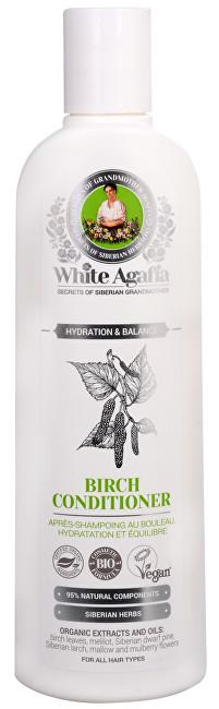 White Agafia březový kondicionér hydratace a rovnováha 280 ml
