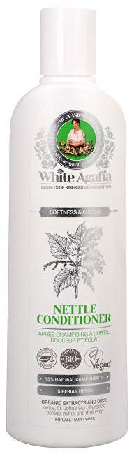 White Agafia kopřivový kondicionér hebkost a lesk 280 ml
