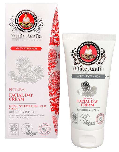 White Agafia Youth Extension přírodní denní pleťový krém 35 - 50 let 50 ml