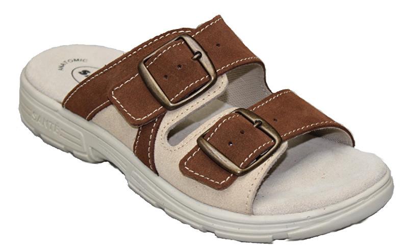 Zobrazit detail výrobku SANTÉ Zdravotní obuv dámská DM/125 hnědá 36