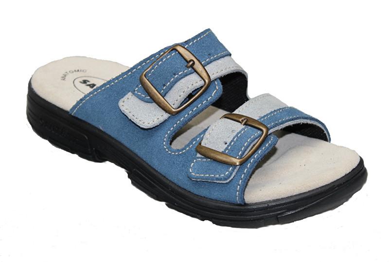 Zobrazit detail výrobku SANTÉ Zdravotní obuv DM/125 modrá vel. 36
