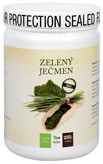 Natural Medicaments Zelený jačmeň BIO 250 g