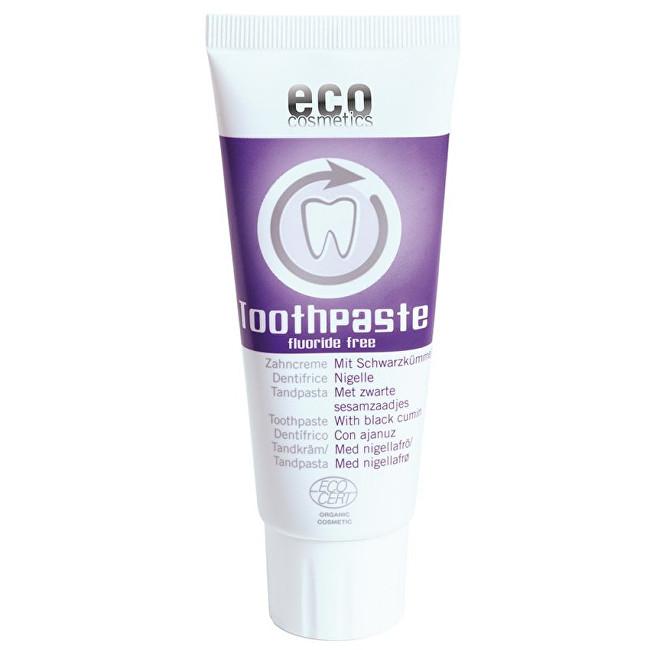 Zobrazit detail výrobku Eco Cosmetics Zubní pasta s černuchou BIO bez fluoru 75 ml