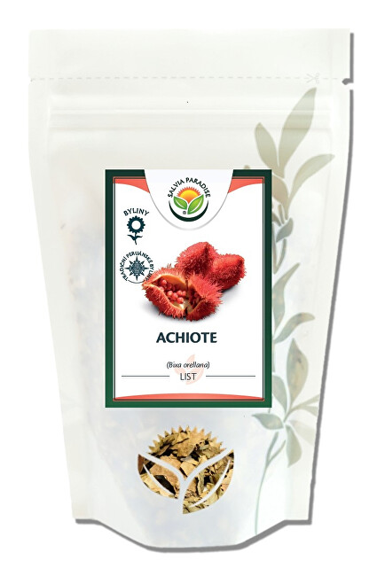 Salvia Paradise Achiote - Bixa orellana 50 g