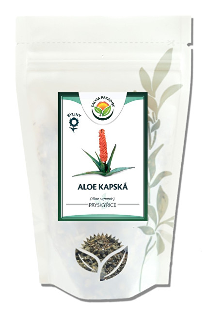 Zobrazit detail výrobku Salvia Paradise Aloe kapská pryskyřice 50 g