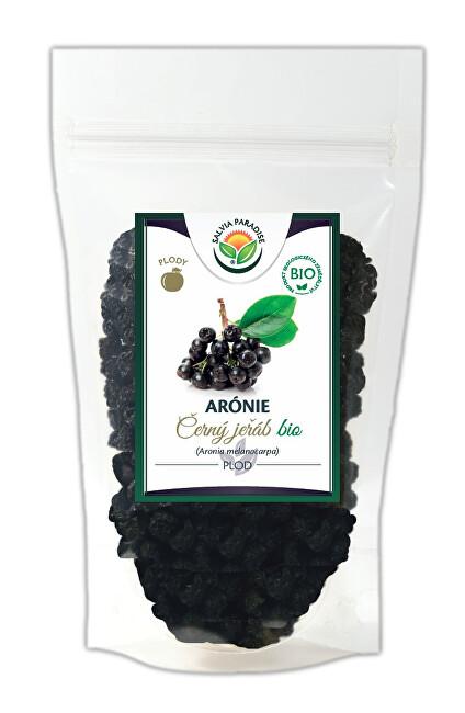 Zobrazit detail výrobku Salvia Paradise Arónie - Černý jeřáb BIO 1000 g