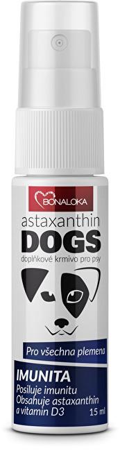 Astaxanthin Dogs Imunita 15 ml
