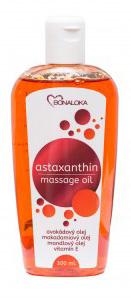 Astaxanthin massage oil 300 ml