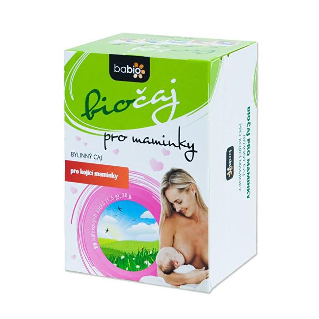 Zobrazit detail výrobku Goldim BABIO biočaj pro maminky 20 sáčků - SLEVA - poškozená krabička