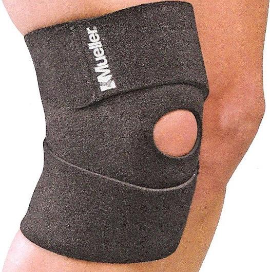 Zobrazit detail výrobku Mueller Bandáž na koleno Compact Knee Support