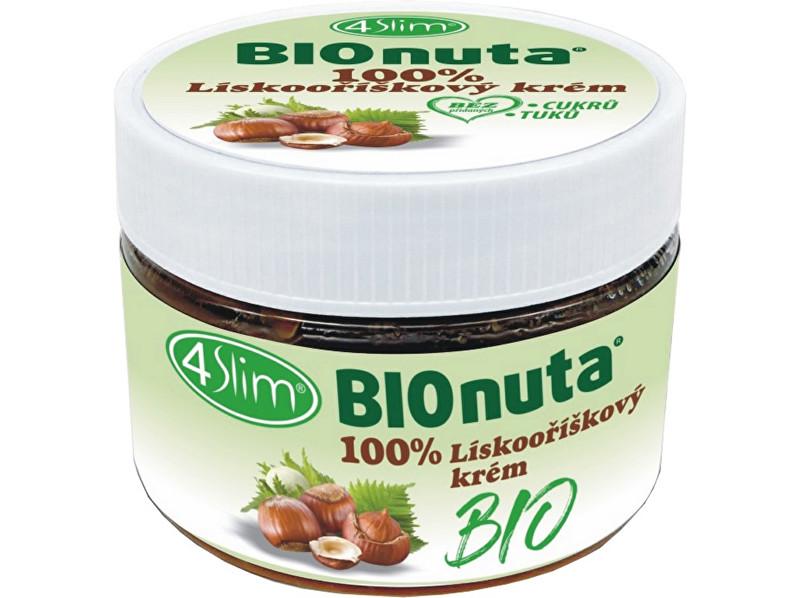 4Slim Bio Bionuta 100% lískooříškový krém 250g