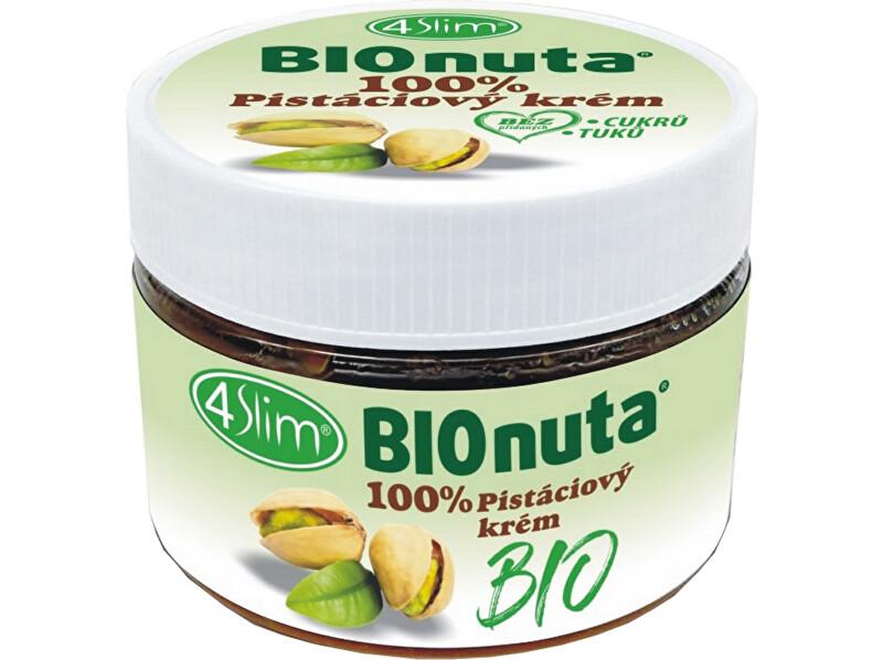 Zobrazit detail výrobku 4Slim Bio Bionuta 100% pistáciový krém 250g