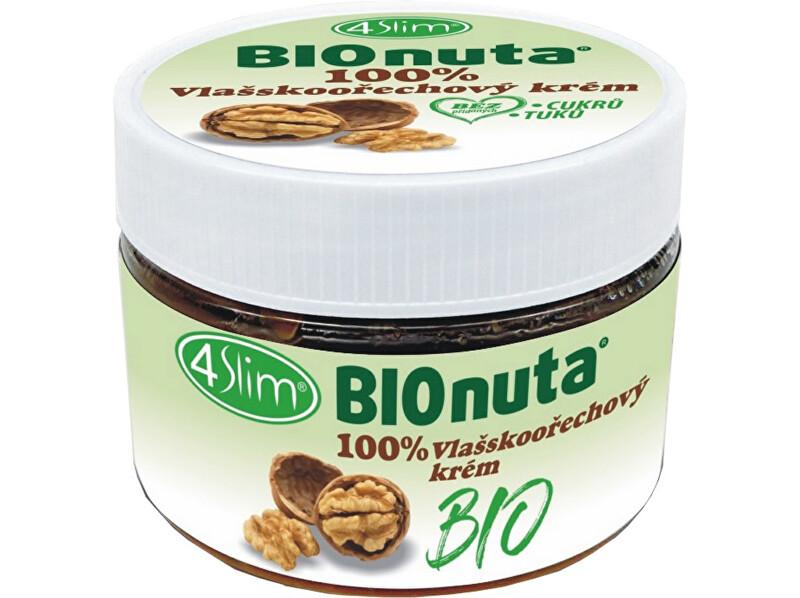 Zobrazit detail výrobku 4Slim Bio Bionuta 100% vlašskoořechový krém 250g