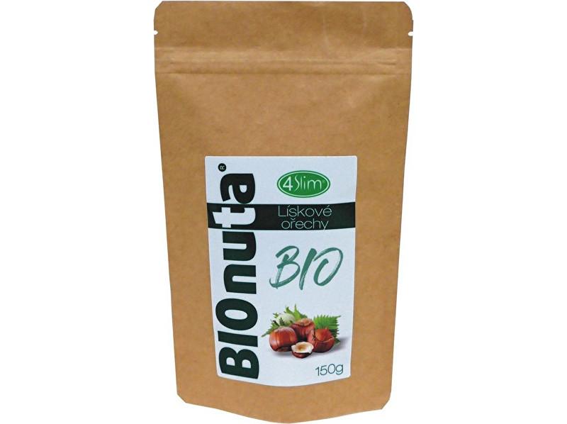 4Slim Bio Bionuta lískové ořechy 150g